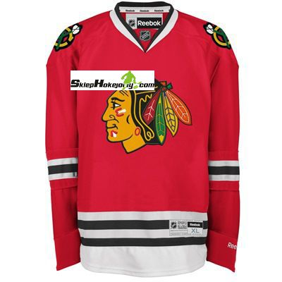 Oryginalna bluza NHL Chicago Blackhowks HOME