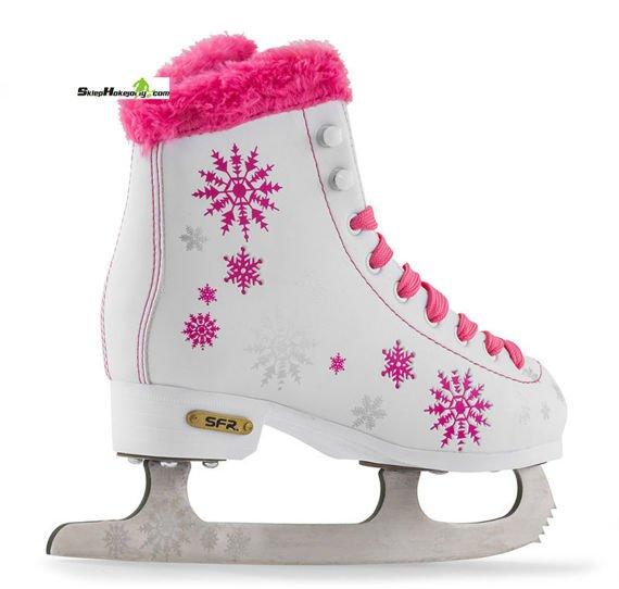 Łyżwy Figurowe SFR Snowflake