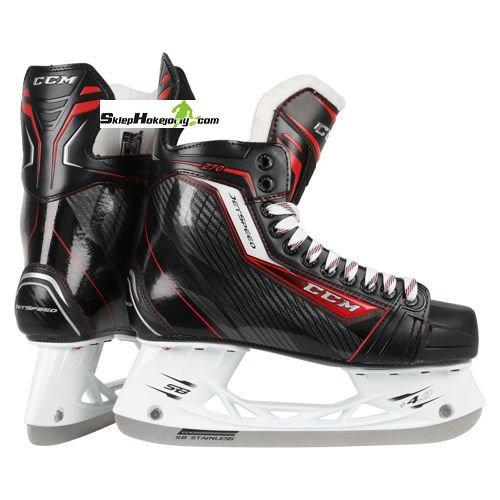 Łyżwy hokejowe CCM JETSPEED 270 JUNIOR