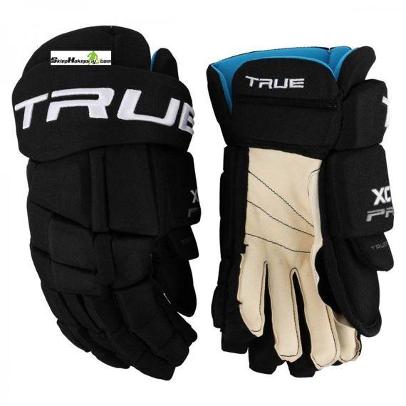Rękawice hokejowe True XC7 Junior